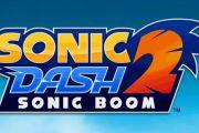 Sonic Dash 2: Sonic Boom на андроид