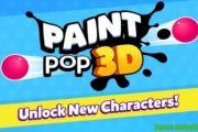 Paint Pop 3D мод много денег