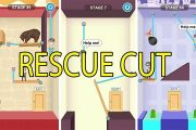 Rescue Cut Rope Puzzle мод много денег