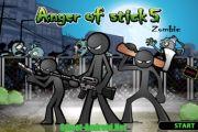 Anger of stick 5 мод много денег
