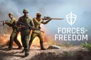 Forces of Freedom мод много денег