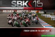 SBK15 Official Mobile Game на андроид