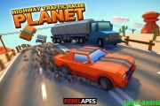Highway Traffic Racer Planet на android
