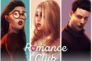 Romance Club мод много кристаллов