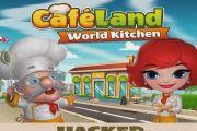 Cafeland - World Kitchen мод много денег