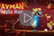 Rayman Fiesta run скачать бесплатно на андроид
