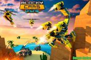Blocky Cars - Online мод много денег