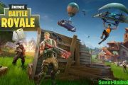 Fortnite: Battle Royale на андроид