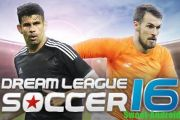 Dream League: Soccer 2016 на андроид