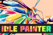 Idle Painter мод много денег
