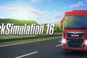 Truck simulation 2016 на андроид