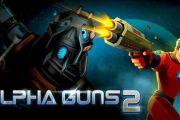 Alpha Guns 2 мод много денег