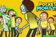 Pocket Mortys на андроид