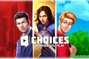 Stories: Your Choice мод много кристаллов