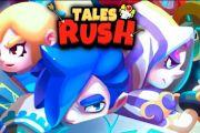 Tales Rush мод много денег