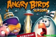 Angry birds seasons на андроид