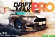 Взлом Drift Max Pro - Car Drifting Game на андроид