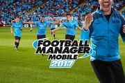 Football Manager Mobile 2017 на андроид
