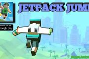 Jetpack Jump мод много денег