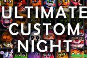 FNAF 7 Ultimate Custom Night на андроид