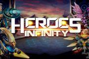 Heroes Infinity мод много денег