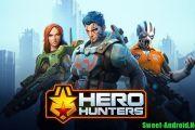 Скачать Hero Hunters мод много денег и алмазов