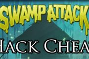 Взломанная игра Swamp Attack на андроид