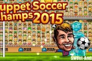 Puppet soccer 2015 на android