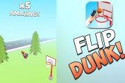 Flip Dunk мод много денег