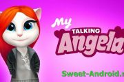 My talking Angela / Моя Говорящая Анжела на андроид