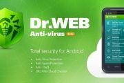 Dr.Web на андроид