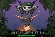 Doodle Army 2 : Mini Militia PRO скачать на андроид