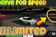 Drive for Speed: Simulator мод много денег