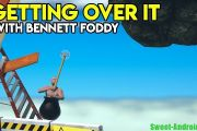 Getting over it with Bennett Foddy на андроид