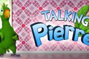 Говорящий попугай Пьерр