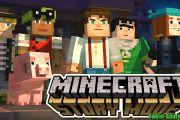Minecraft: Story Mode на андроид
