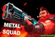 Metal Squad: Shooting Game мод много денег
