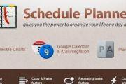 Schedule Planner: Classic PRO на андроид