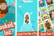 Hooked Inc Fisher Tycoon мод много денег