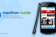 Maxthon Mobile для android