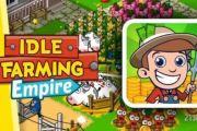 Idle Farming Empire мод много денег