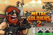 Metal Soldiers 2 мод много денег