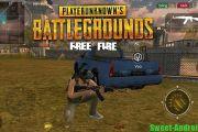 Free Fire Battlegrounds на андроид