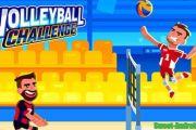 Volleyball Challenge мод много денег