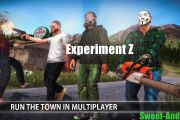 Experiment Z: Zombie survival на андроид