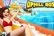 Uphill Rush Water Park Racing мод много денег
