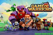 Game of Warriors мод много денег