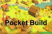 Pocket Build мод много денег