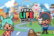 Скачать Toca Life: World мод все открыто