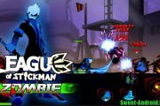 Zombie Avengers: Stickman War Z на андроид